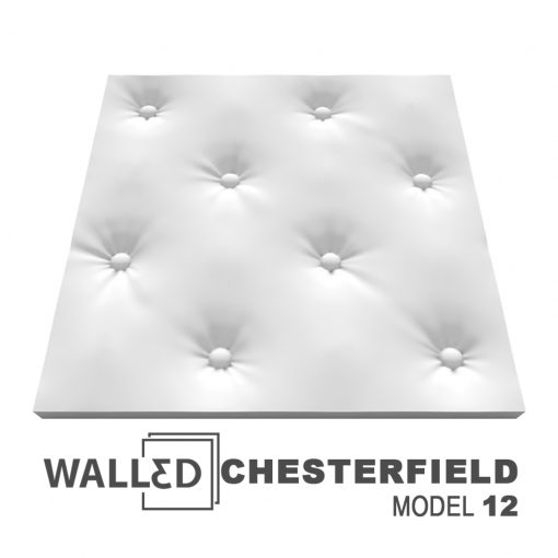 Panou decorativ 3D perete CHESTERFIELD