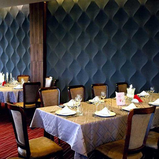Panou decorativ 3D perete CLEPSYDRA