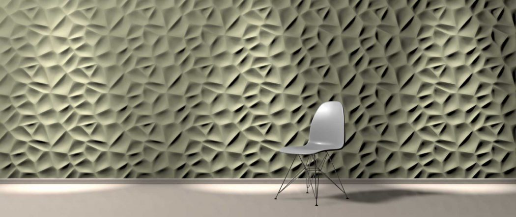 Panou decorativ 3D perete DESERT