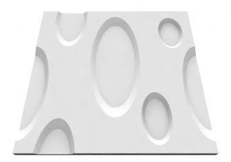 Panouri decorative 3D perete