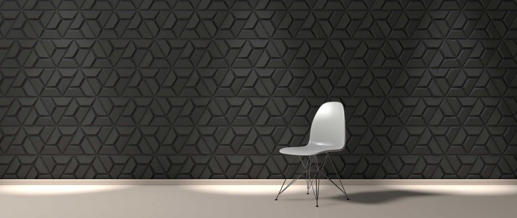 Panou decorativ 3D perete GALAXY