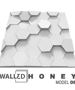 Panou decorativ 3D perete HONEY