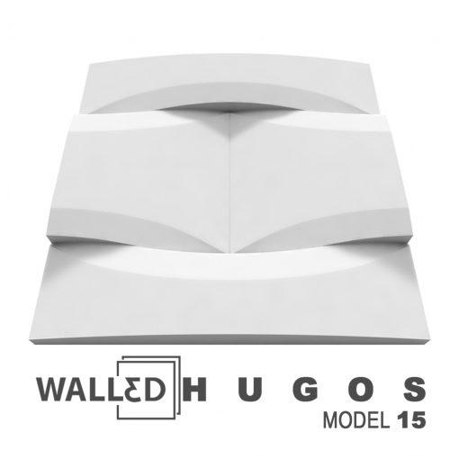 Panou decorativ 3D perete HUGOS