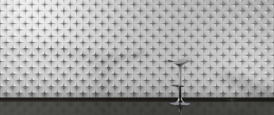 Panou decorativ 3D perete STARS