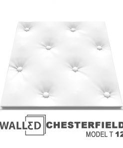 Placa decorativa 3D tavan CHESTERFIELD
