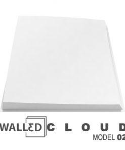 Placa decorativa 3D tavan CLOUD